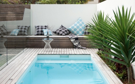 une mini piscine pour ma terrasse lejardindeclaire. Black Bedroom Furniture Sets. Home Design Ideas