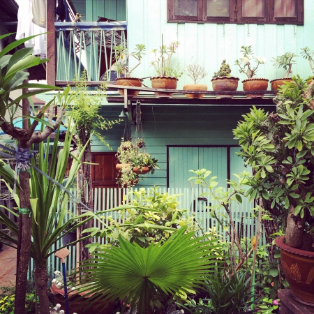 Bangkok, Thailand / Photo Lejardindeclaire