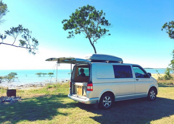 Vanlife selection by Lejardindeclaire / Photo Rob Townsend