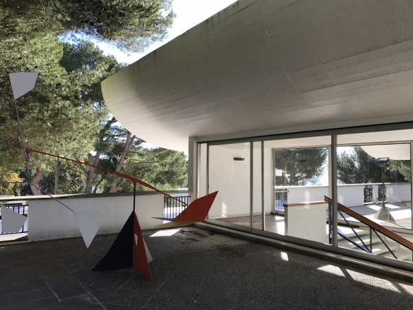 La Fondation Maeght / Photo Lejardindeclaire