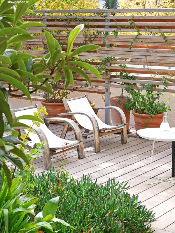 slowgarden, jardin, piscine, containers, maison containers, poolhouse