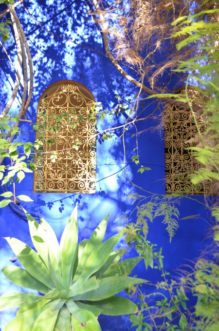 Jardin Majorelle, Marrakech / Photo Lejardindeclaire