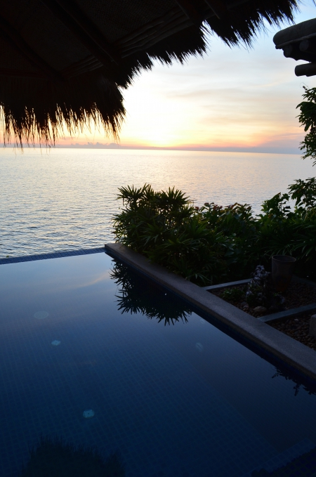 Thailand, Ko Tao. View Point Resort, photo Lejardindeclaire.