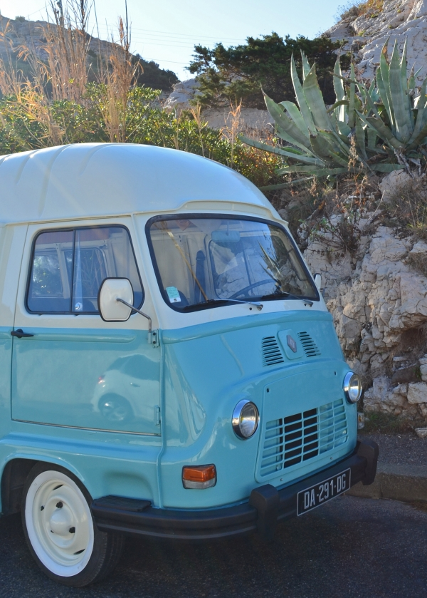 "Paulette l'estafette / Estafette camping car ""autostar"" / Photo Lejardindeclaire"