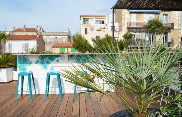 Rooftop by Slowgarden / Marseille