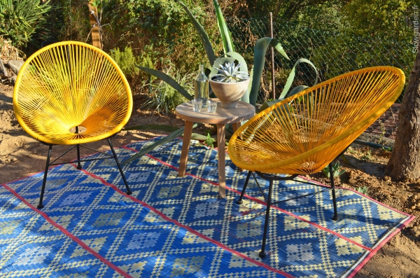 Chaises Superestudio / Blog Lejardindeclaire