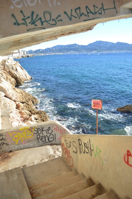 Marseille, France. Photo Lejardindeclaire, 2015.