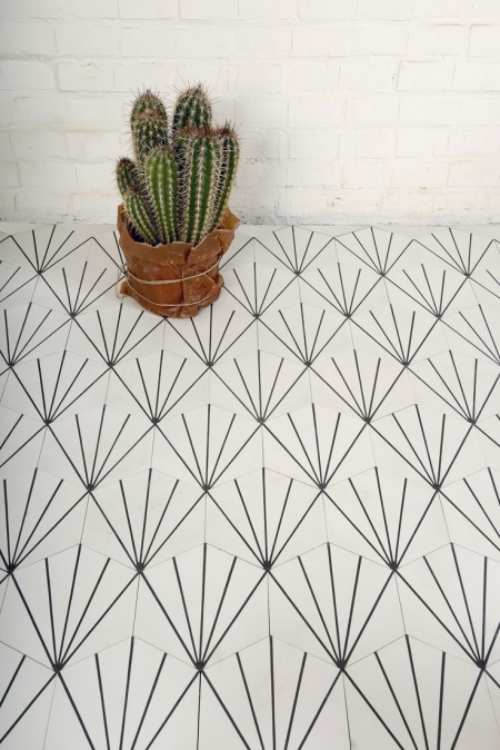 Marrakech Design tiles / via Lejardindeclaire