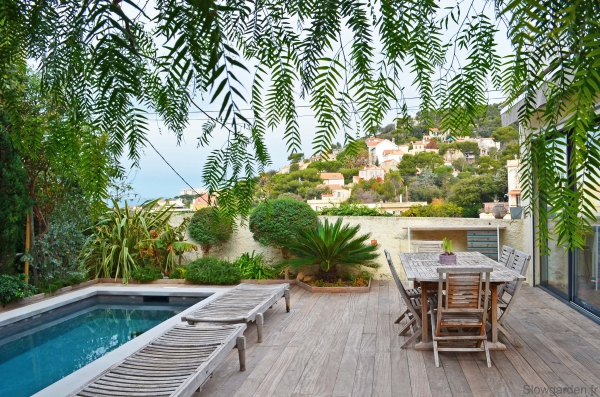 Outdoor by Slowgarden / Marseille, Provence
