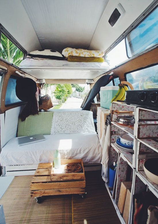 Vanlife selection by Lejardindeclaire