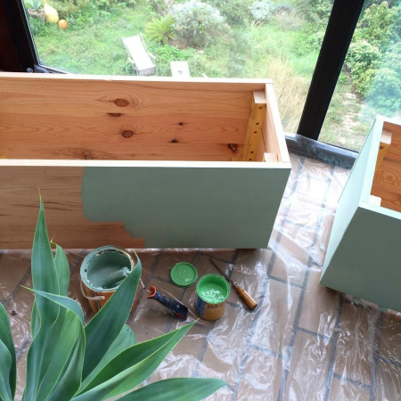 Slowgarden container / planter