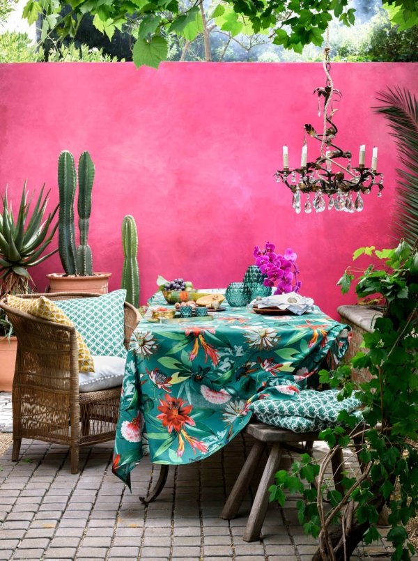 H&M Home Summer 2016 / Lejardindeclaire