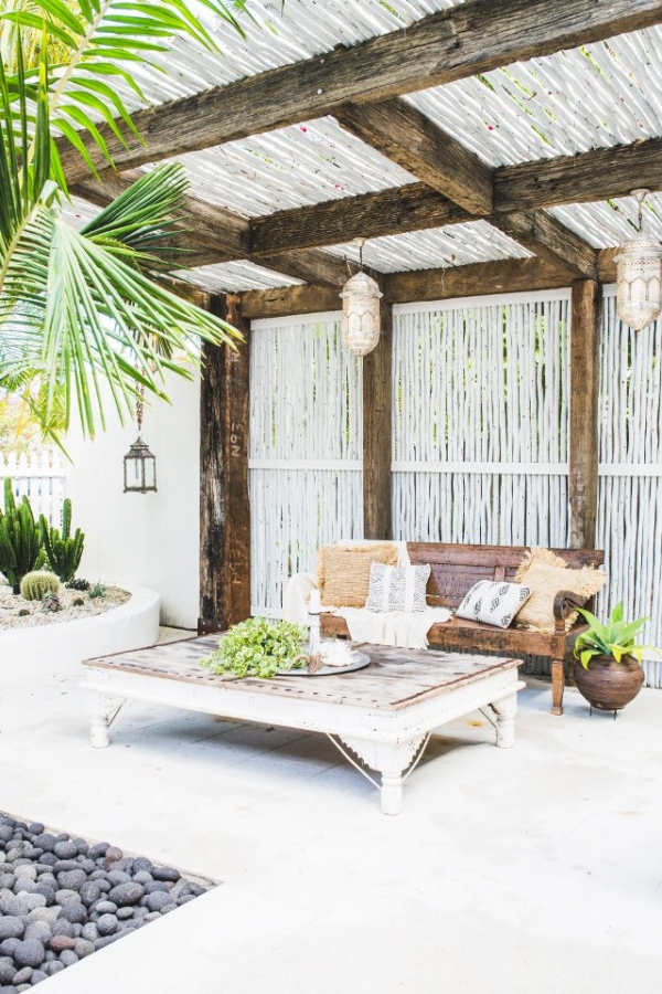 Boutique, Byron Bay, blog, Lejardindeclaire, Slowgarden, inspiration, pergola